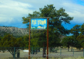 Pie Town, NM.: Overrated