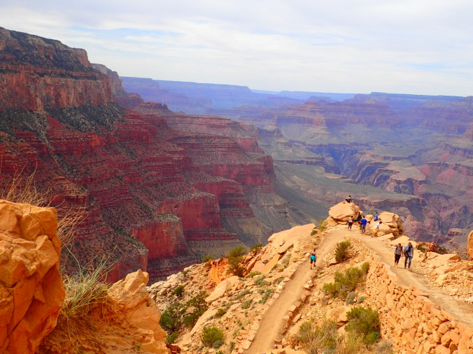 Upper South Kaibab Trail