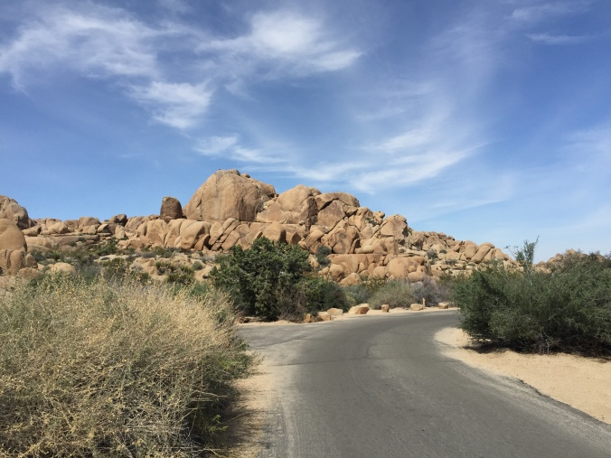 More very large rocks