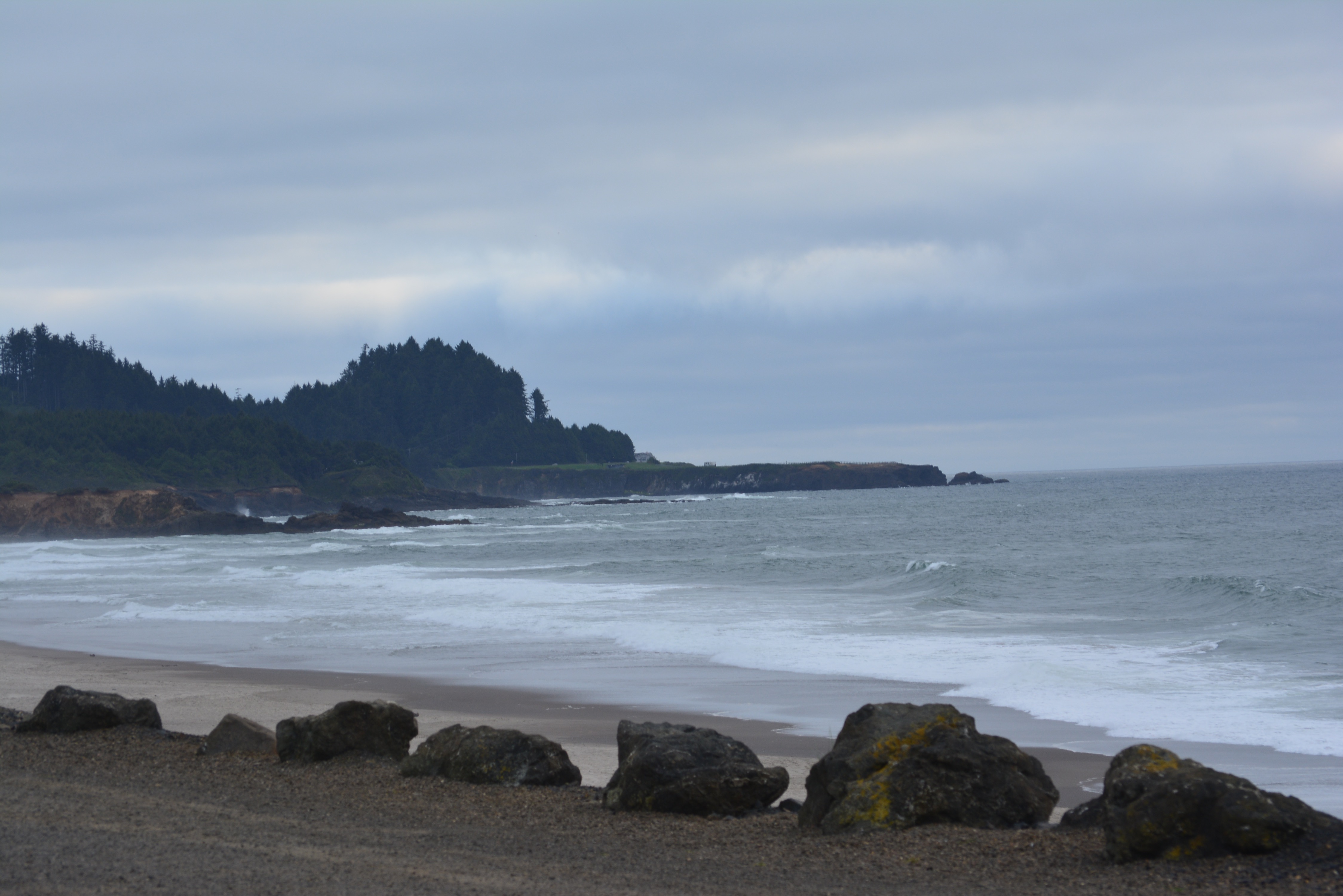 Battle Of The Oregon Seaside Rv Resorts Winchester Bay Vs