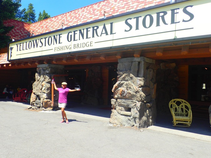 Avoid buying anything in West Yellowstone, just outside the west entrance.  Use the little stores in the park itself if you must restock.