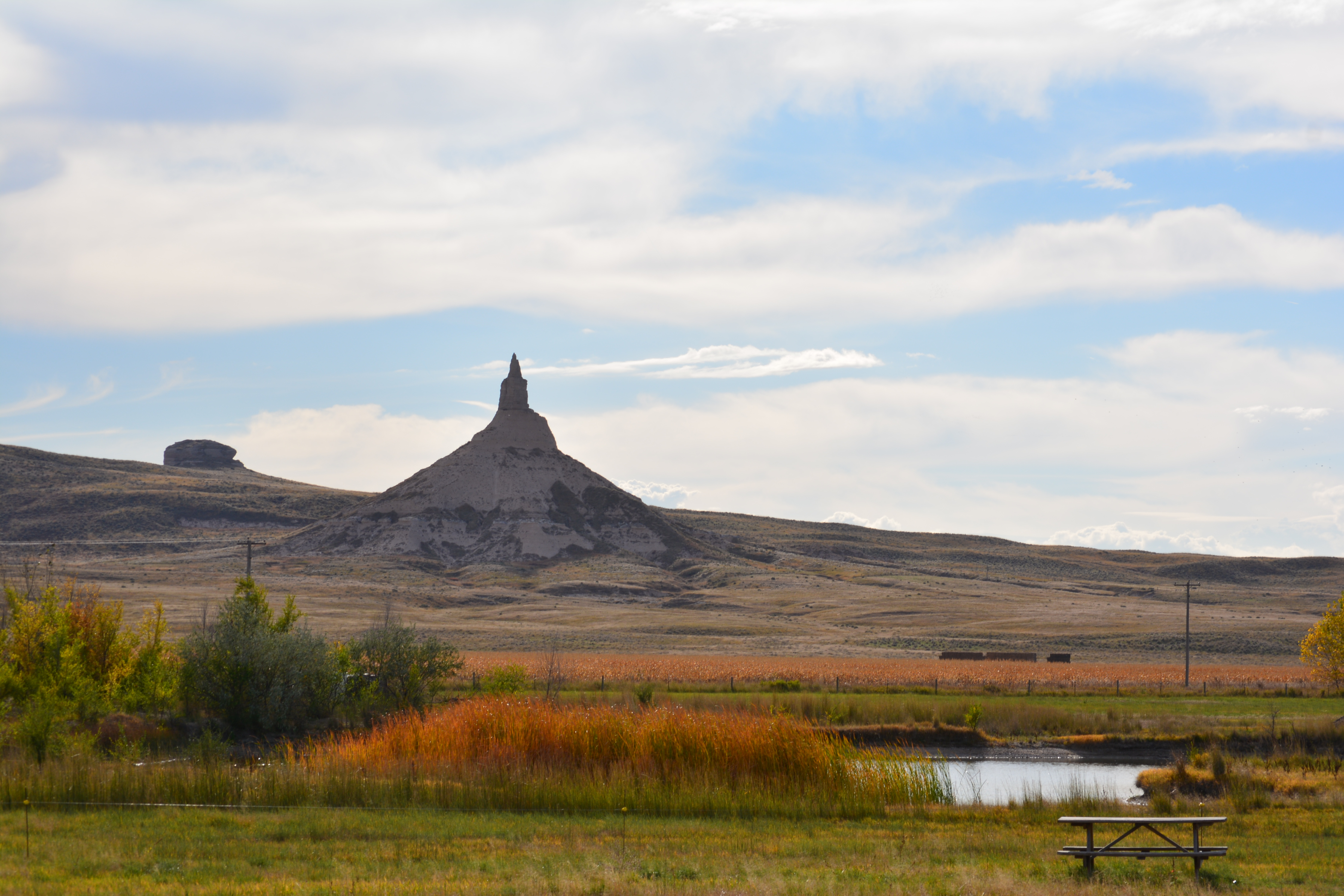 chimney rock single men Although the formation is comprised of two stone spires, chimney rock implies a single spire, possibly because only one spire is visible when viewed directly from the east or west.
