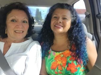 Gloria & Rosemarie