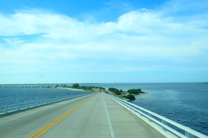 Causeway onto Sanibel and Captiva Island