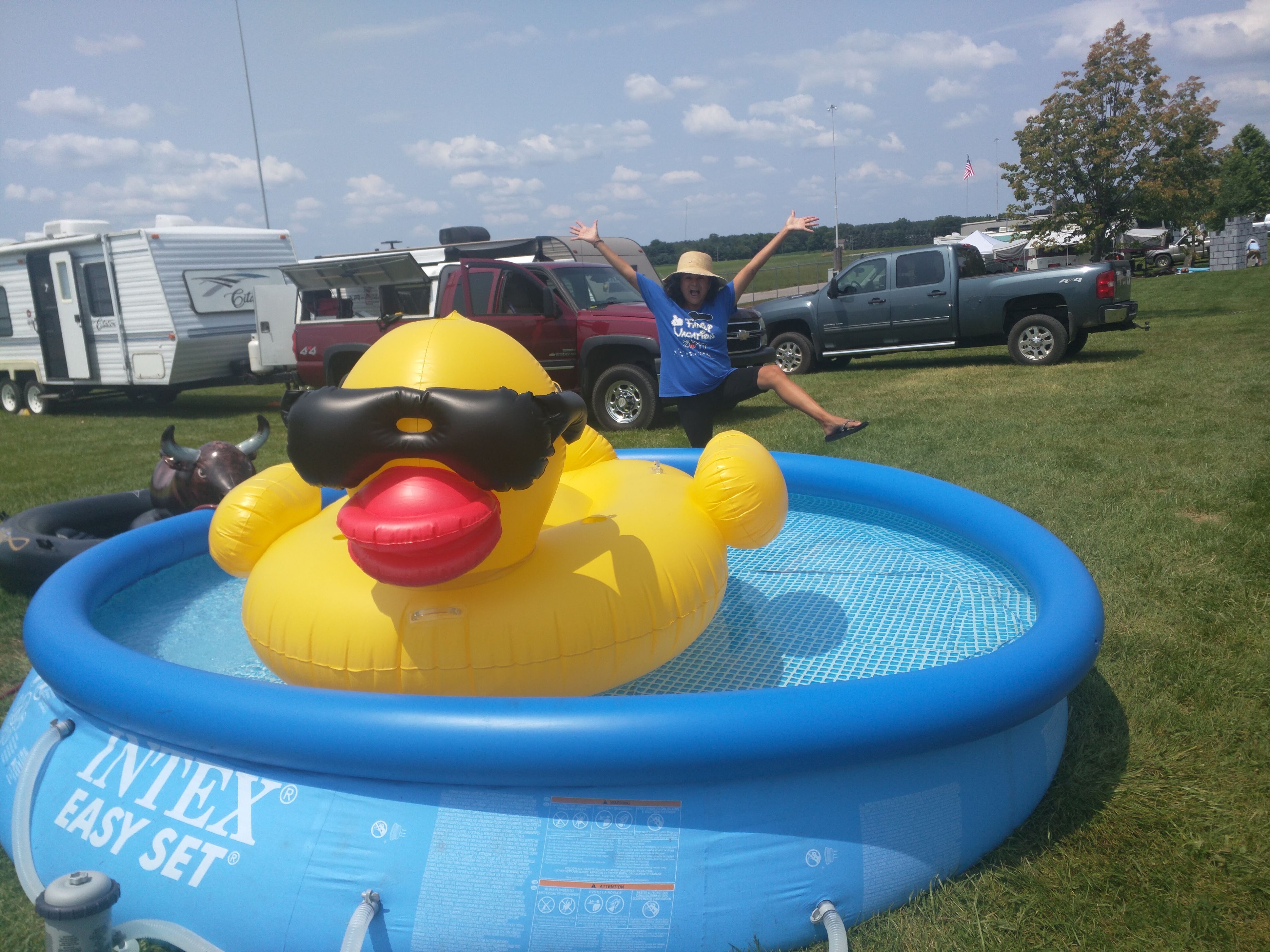 duck-pool